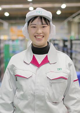 上川製造部生産管理課