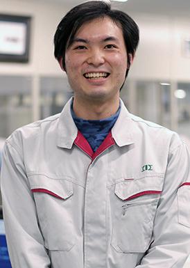 松阪製造部技術課